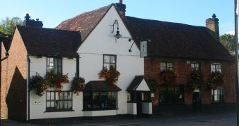 Country pub with great food in Rickmansworth