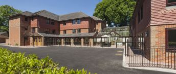 Highly rated care home