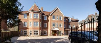 Care Home in Watford