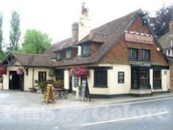 Lively fun pub in Rickmansworth