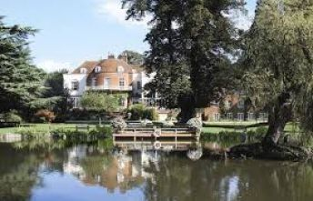 Luxury hotel in St Albans