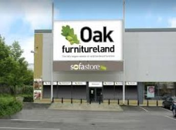 Oak furniture retailer