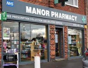 Local pharmacy