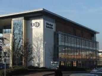 University in Hertfordshire