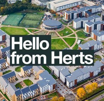 Univeristy in Hertfordshire