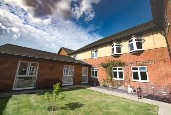 Care home with friendly atmosphere