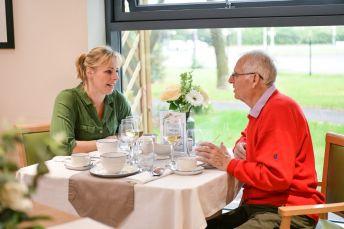 Luxury inclusive care home