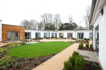 Brand new care home