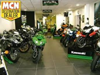 Motorcycle Dealers in Watford