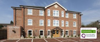 Outstanding care home