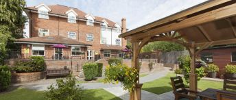 Care home with excellent facilities