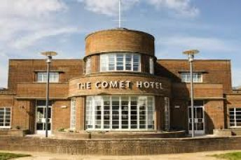 Hotel with iconic past in Hatfield