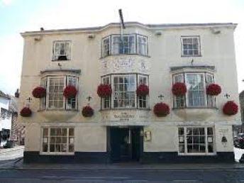 Hotel and pub