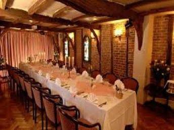 Hotel and Italian restaurant