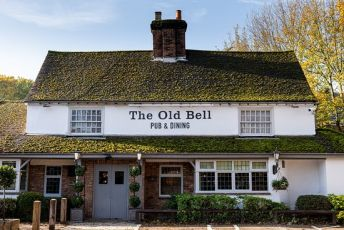 Chef & Brewer pub in Harpenden