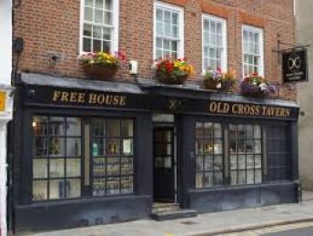 Tradional old style pub in Hertford