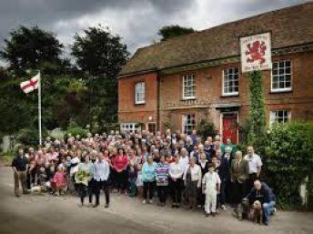 Community owned pub in Preston, Hitchin