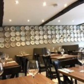 Mediterranean grill restaurant in Letchworth