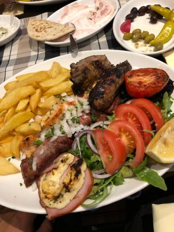 Greek Cypriot restaurant