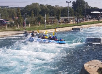 White water park for the whole family