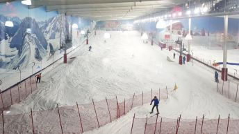 Ski centre for all the family