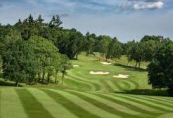 Golf club in Rickmansworth