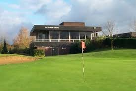 Golf club with full course and pitch and putt