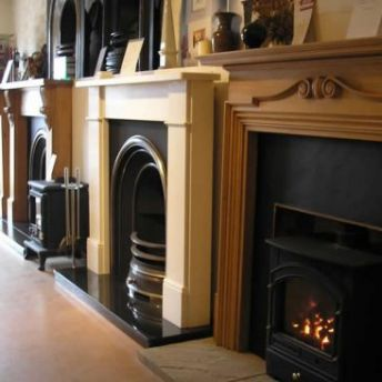 Stockists of fireplaces