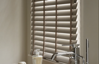 Curtains and blinds with large selection to choose from