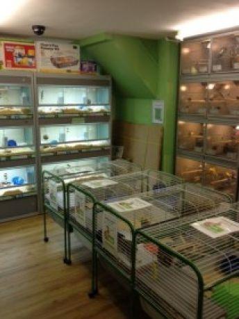 Pet Store in Welwyn