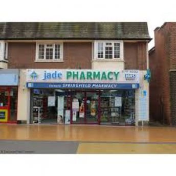 Pharmacy dispensing private and NHS prescriptions