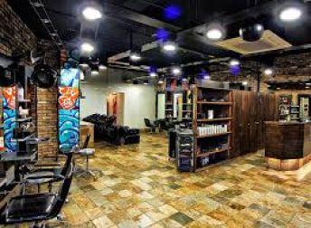 Hair salon for ladies and gentlemen