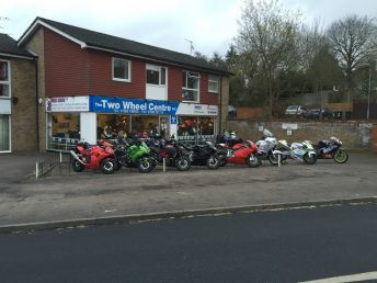 Motorcycle sales and repairs