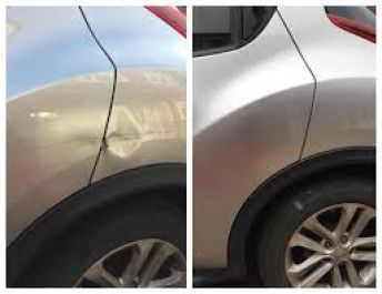 Car bodywork repair specialists