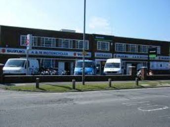 Motorcycle Dealers in Letchworth