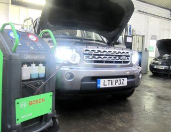 Car servicing and repairs in Watford