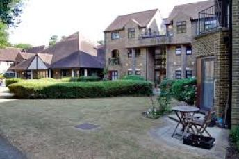 Care home near picturesque river
