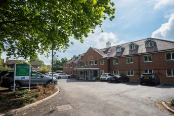 Care home in St Albans