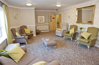 Care home offering high quality care