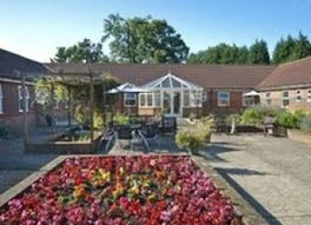 Care home in Woolmer Green