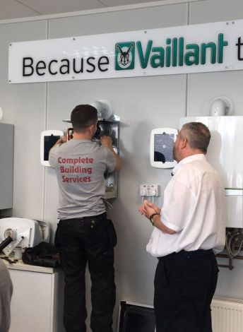 Builders & central heating specialists