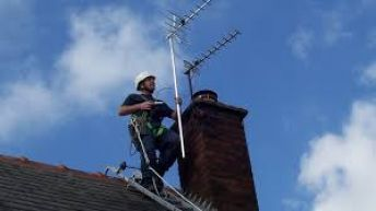 Specialists in aerial and satellite solutions