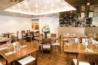 Italian restaurant in Rickmansworth