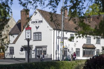 Pub with great food and accommodation