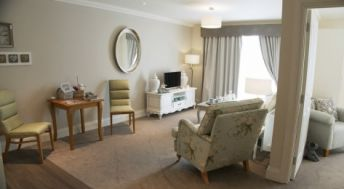 Care home with outstanding facilities