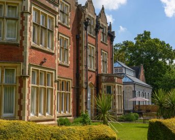Stunning care home